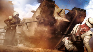 DICE Explains The Historical Setting Importance For Battlefield 1