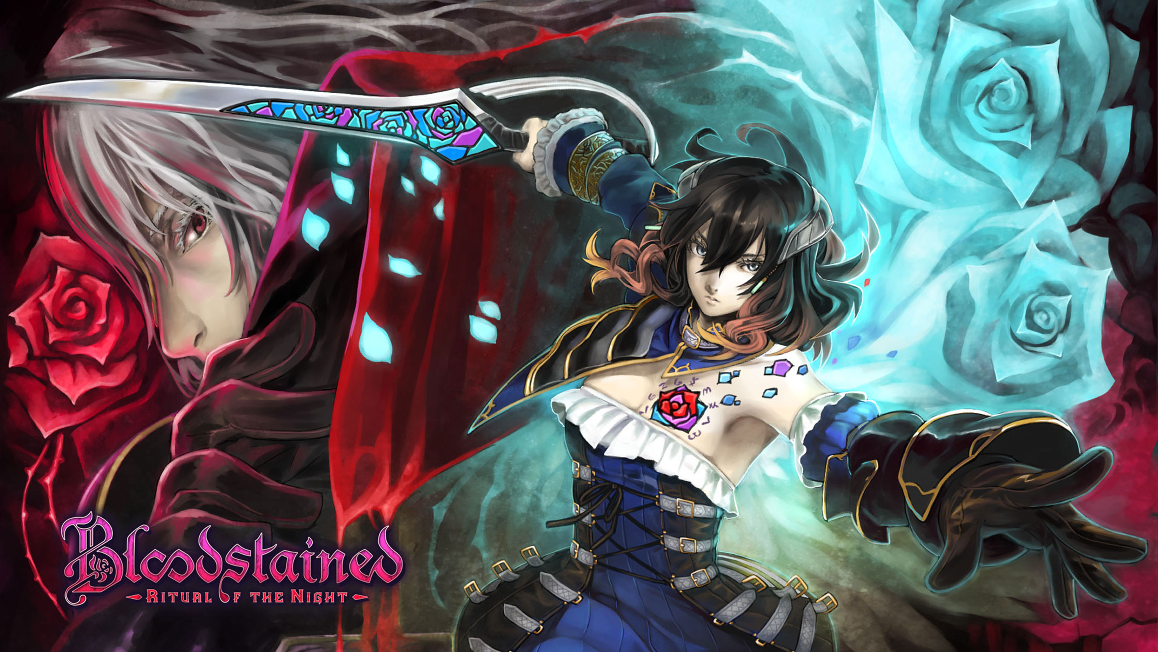 bloodstained: ritual of the night wallpapers in ultra hd | 4k