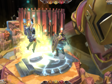 Chronicle: RuneScape Legends Launches On Steam