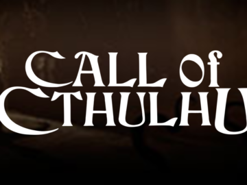 A New Call of Cthulhu Game is Coming in 2017