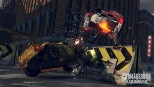 Carmageddon: Max Damage Launches Today