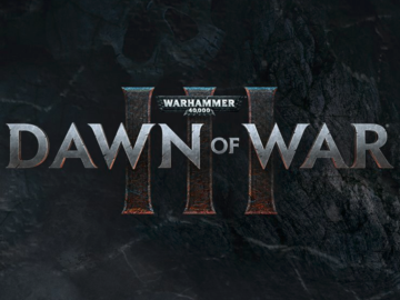 Warhammer 40,000: Dawn of War III Announced for PC in 2017