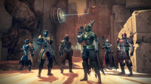 Destiny Quest, Item, and Activity Fixes in New Update