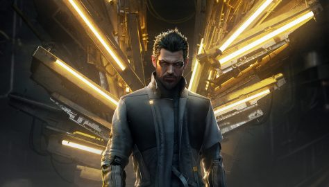 Deus Ex Black Light Cover And Synopsis Revealed
