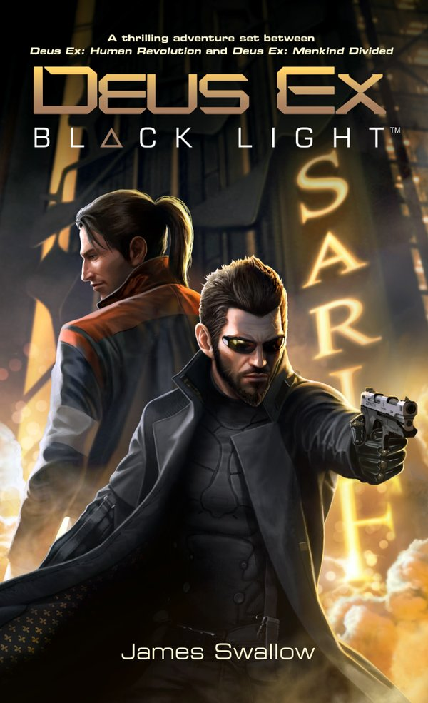 Deus Ex Black Light Cover