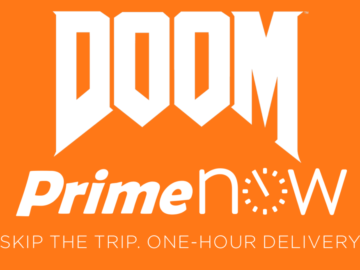 Amazon Getting Doom to UK Customers as Fast as Possible