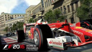 F1 2016 Multiplayer Trailer Released; Will Support 22-Player Matches