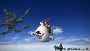 Yo-Kai Watch Comes To Final Fantasy XIV This Summer