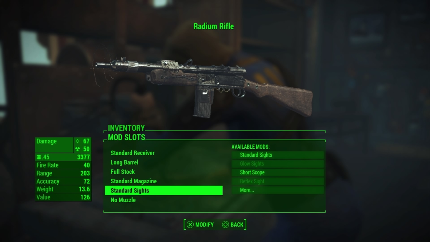 Fallout 4 Far Harbor All New Weapons Locations Guide