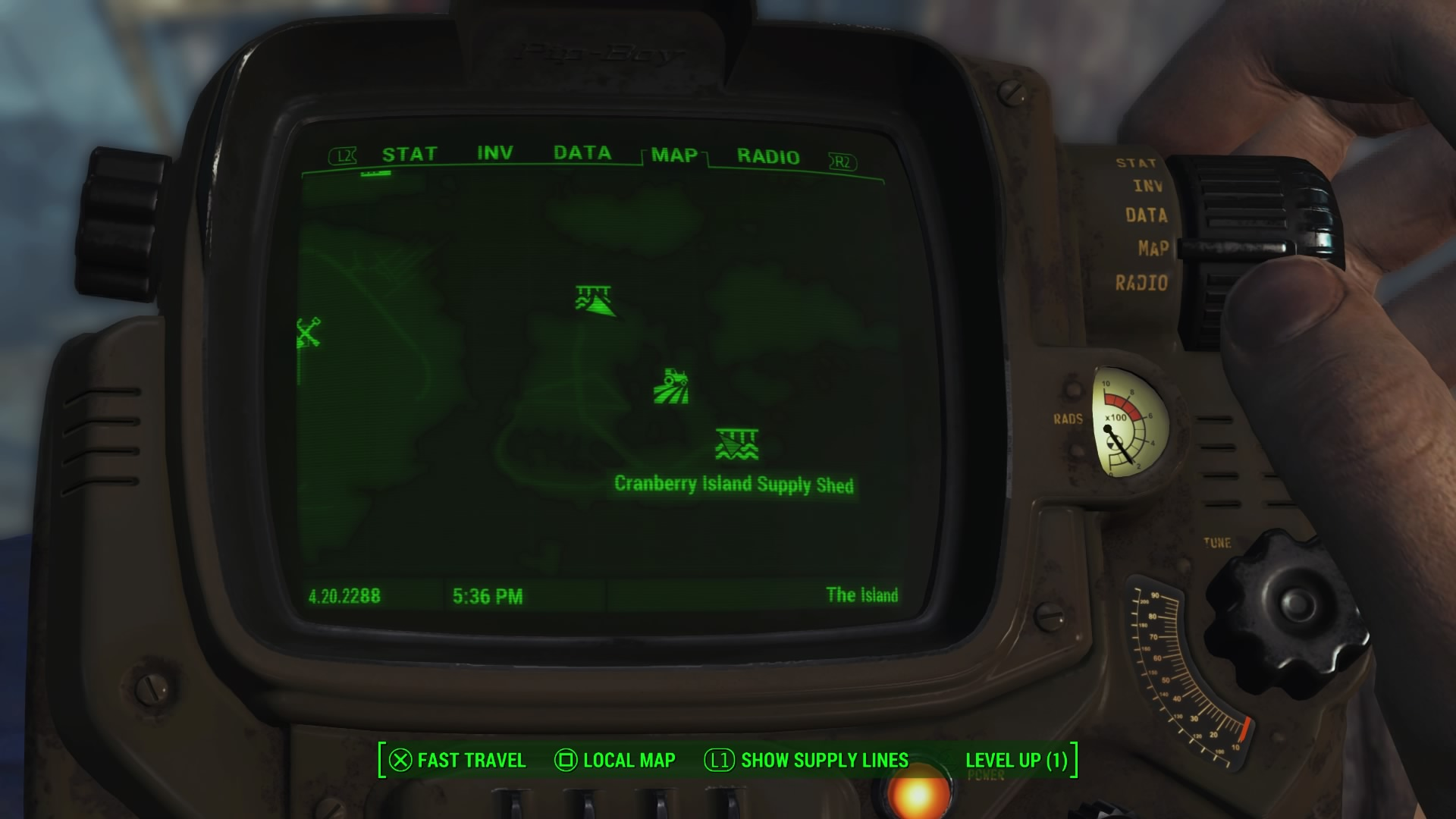 unlimited resources fallout 4