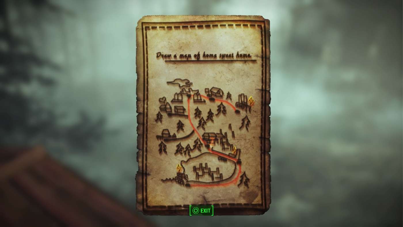 Fallout  Crafting Materials Id