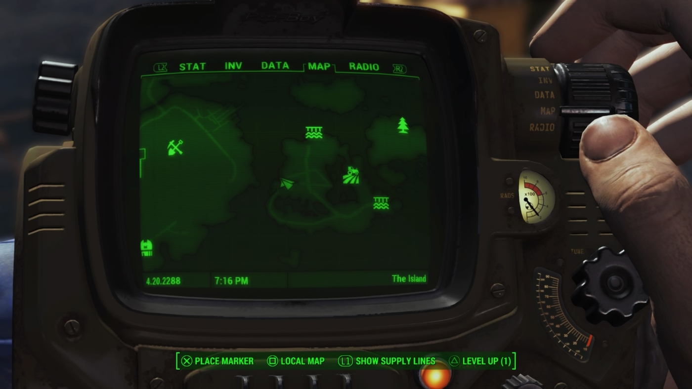 Fallout  Endless Crafting