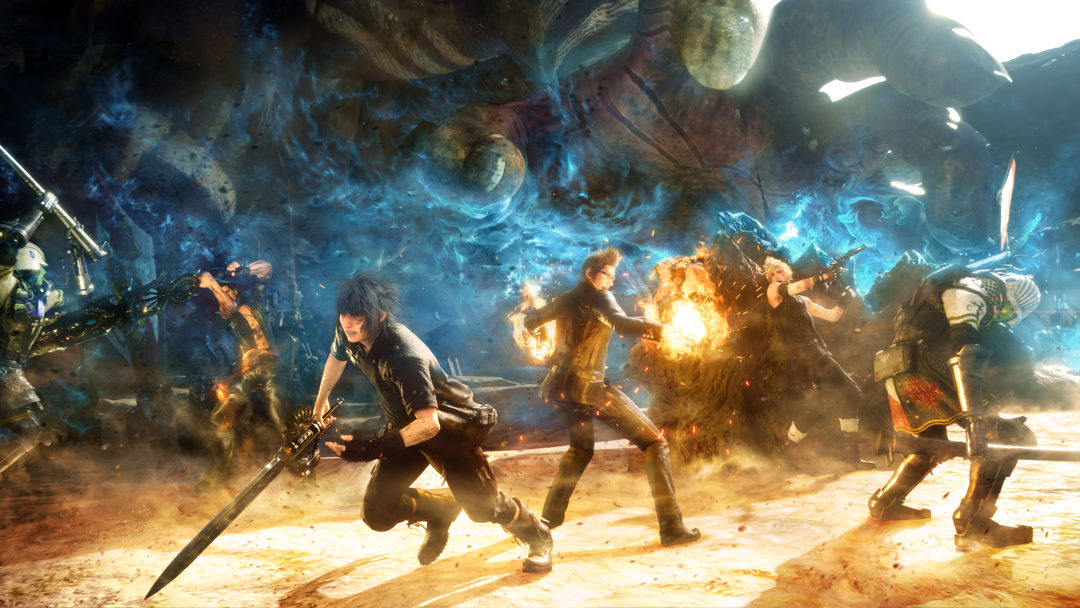 Final Fantasy XV Ultimate Collector's Edition Availability Details Revealed