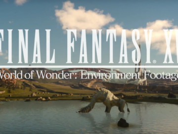 Up-Close Look at Final Fantasy XV Locations