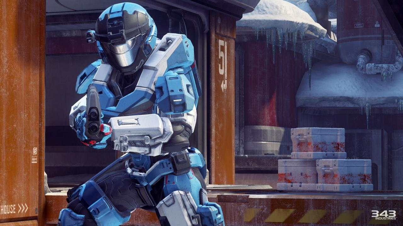 Halo 5 Forge Map Making Tool is Coming to PC - Gameranx