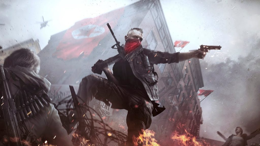 Homefront The Revolution Dev Acknowledges Frame Rate Issues, Plus Free Content Available For Renaissance Mode