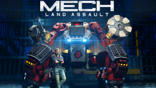 Giant Mechs Assault Just Cause 3 Next Week