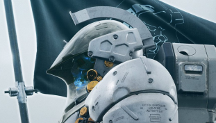 Full Kojima Productions Mascot Revealed