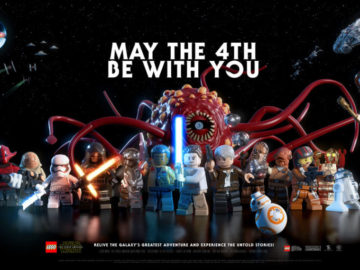 LEGO Star Wars Episode VII: The Force Awakens Trophies Detailed; Fifty Trophies In Total Including Platinum