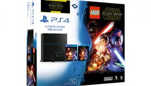 LEGO Star Wars: The Force Awakens PS4 Bundle Includes The Movie