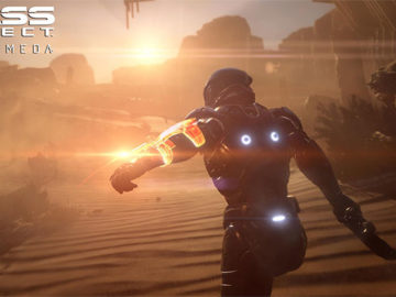 "BioWare Is ""Pushing the Boundaries of What Frostbite Can Do and What Mass Effect Can Do"""