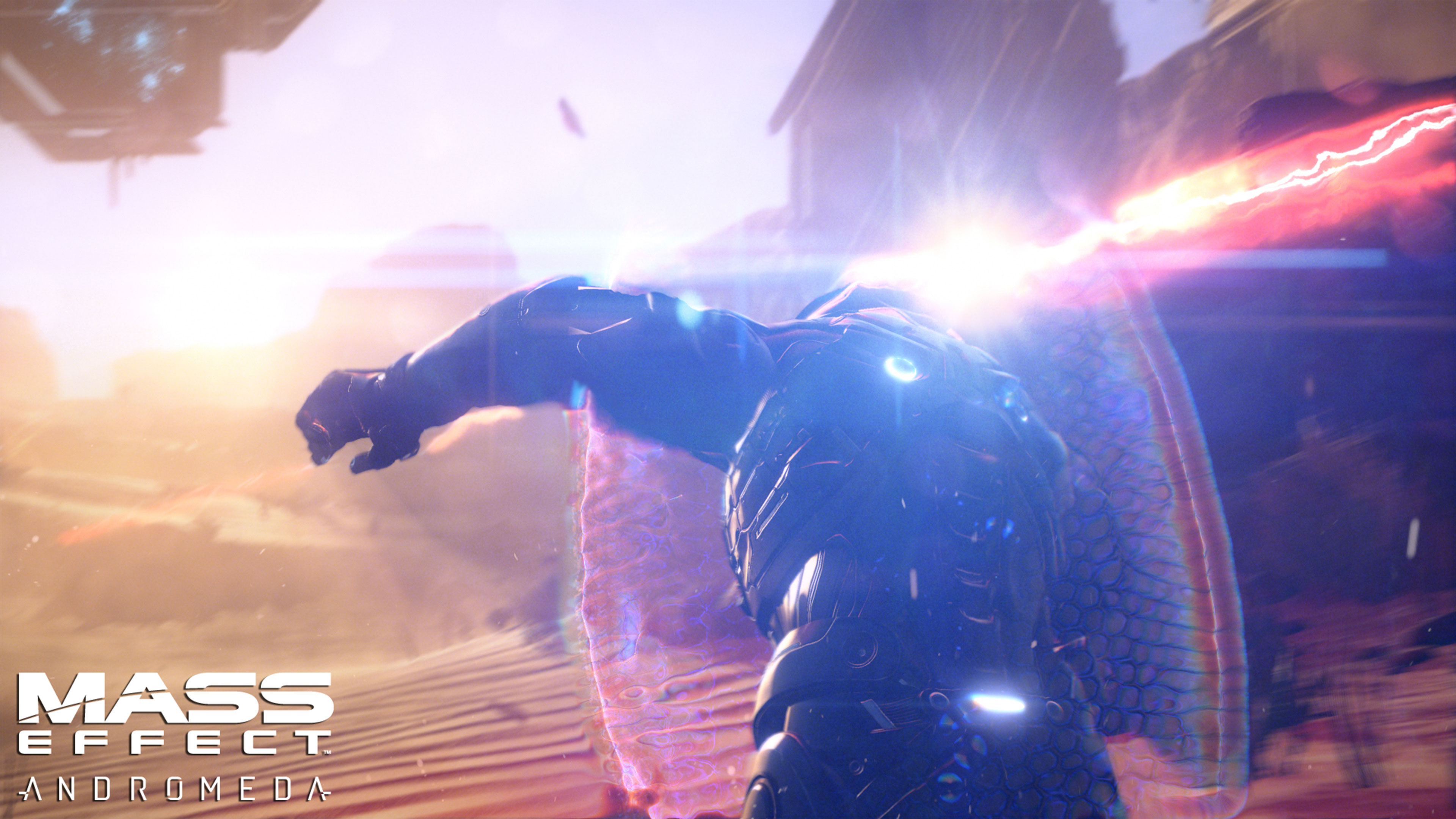 Light Effect Hd Wallpaper Background Images: Mass Effect Andromeda Wallpapers In Ultra HD