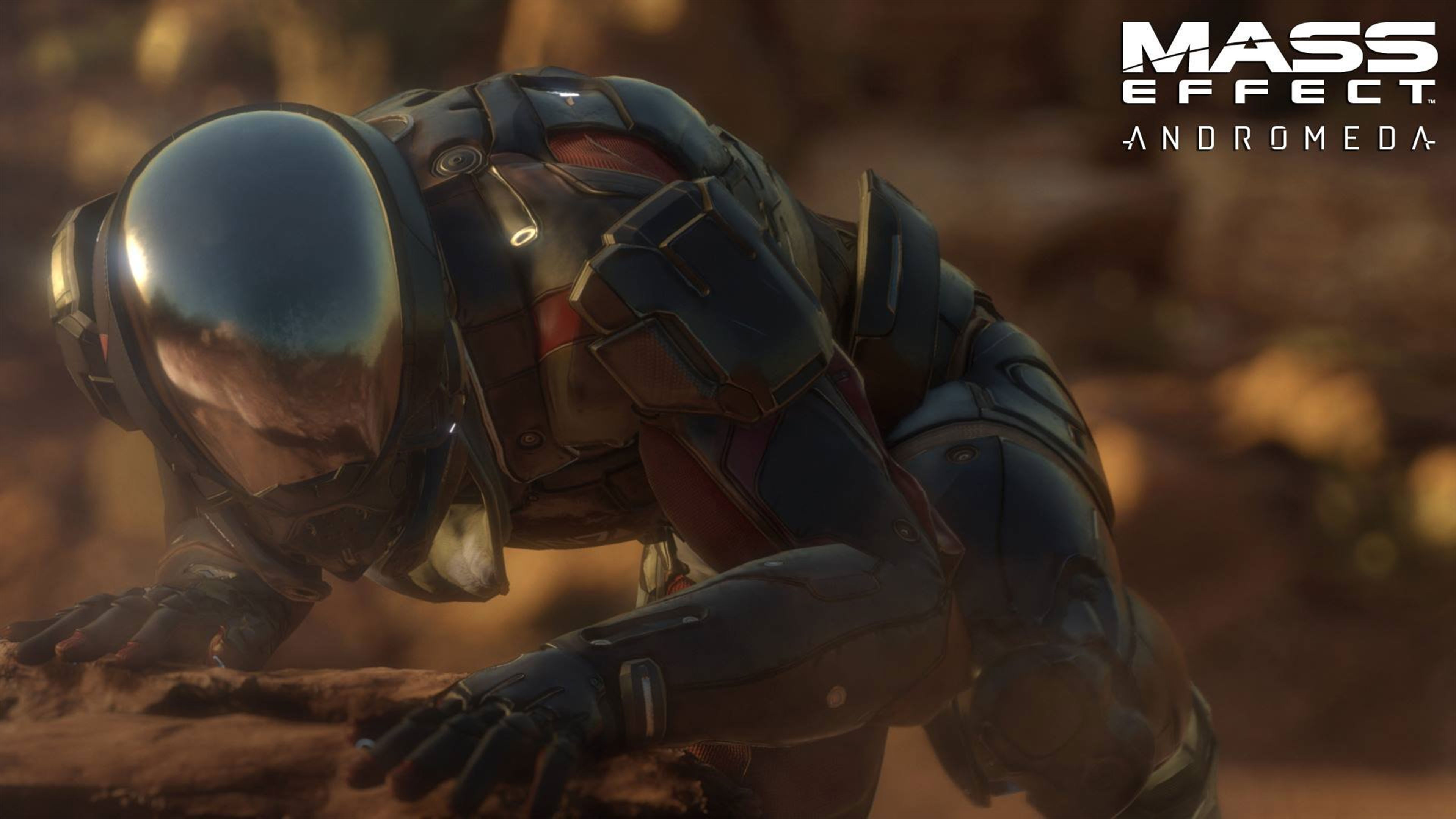 Mass Effect Andromeda Wallpaper: Mass Effect Andromeda Wallpapers In Ultra HD