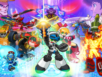 Mighty No. 9 Platform Survey Faces Errors, Causing Delay