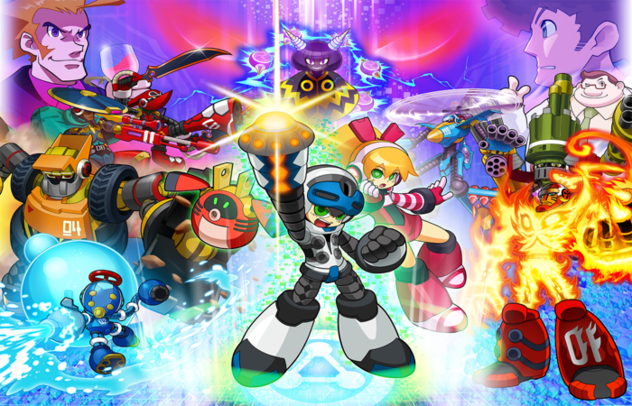 MightyNo9FeaturedHeader