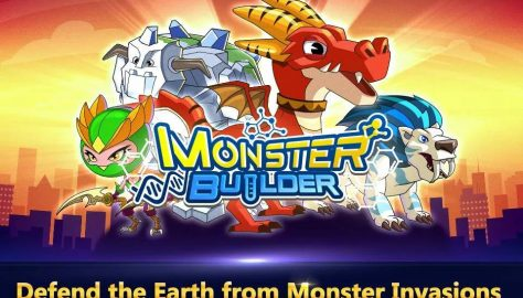 Monster Builder - Screen 1