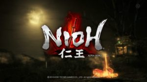 Nioh Beta Demo Scheduled To Begin In August; Includes Unannounced Area, New Weapons and More