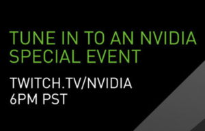 "NVIDIA Announcing New ""Order of 10"" Graphics Cards"