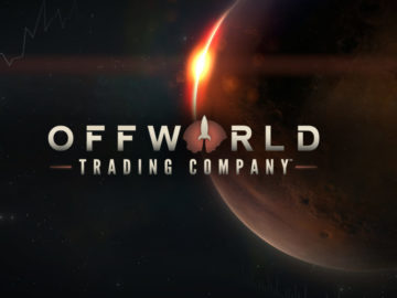 Offworld Trading Company Receives First Patch