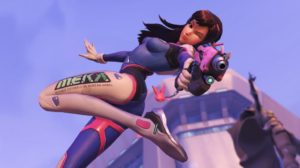 Overwatch Dethrones Uncharted 4 From UK Sales Chart