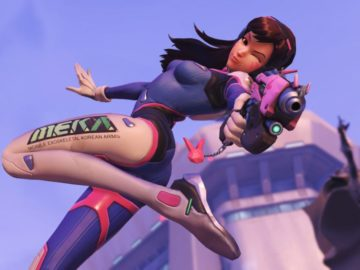 "Overwatch Getting One New Hero At A Time; Play Of The Game Getting ""Cinematic"" Angle"