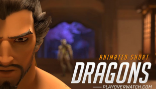 "Overwatch Animated Short ""Dragons"" Now Available"