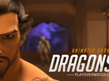 """Overwatch Animated Short """"Dragons"""" Now Available"""
