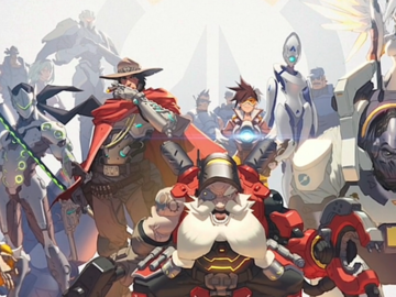 Overwatch Update 2.29 Adds New Escort Map, Over 100 New Cosmetic Items and More