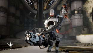 Paragon's Grim.exe Ranger Heads To Early Access Next Week