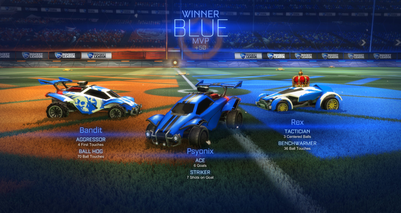 Psyonix Plans To Add Post-Game Highlights This June To Rocket League