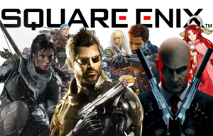 Square Enix Currently Running Spring Clearance Sale