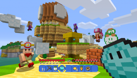 Super Mario-Themed Update Coming To Minecraft Wii U Edition Next Week