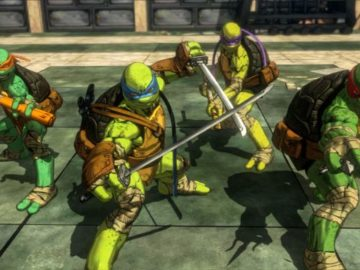 Platinum Games' Teenage Mutant Ninja Turtle Game Is Out Today