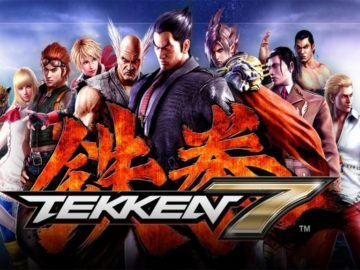 Tekken 7: The King Of The Iron Fist Tournament Unveiled