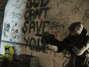 Developer Video Gives Insight Over Graffiti Inspiration In The Division