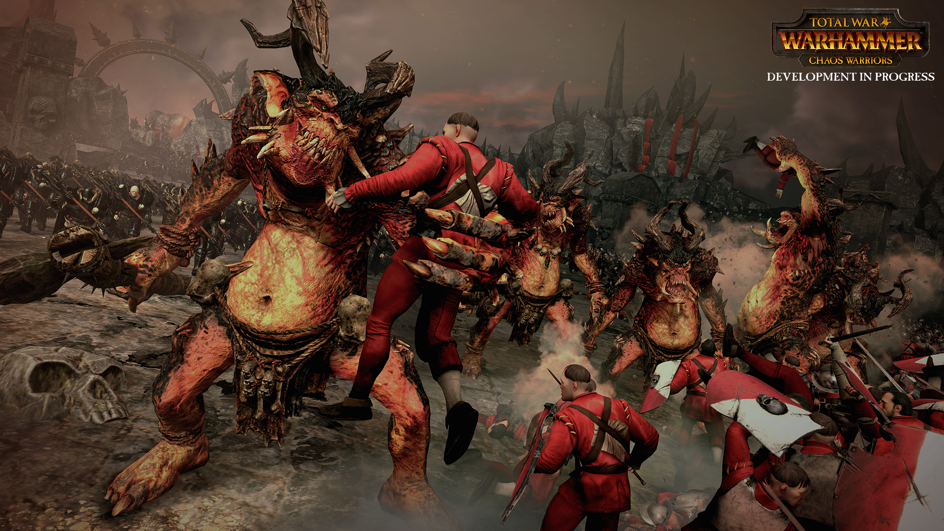 Total War: Warhammer smashes franchise records for CA