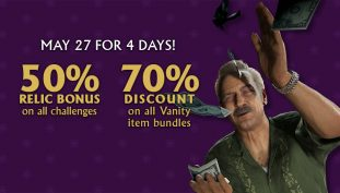 Uncharted 4 Multiplayer Weekend Offers Relic Bonuses And Vanity Item Discounts