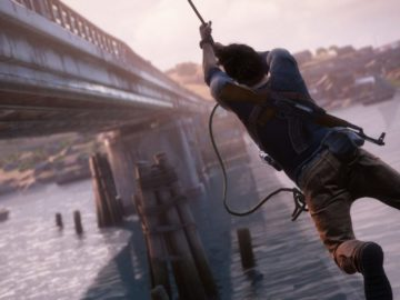 Uncharted's Co-Writer Discusses Uncharted 4's Ludonarrative Dissonance Trophy and Its Psychological Aspect