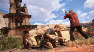 Uncharted 4 Tops UK Charts; Launch Sales 66% More Than Uncharted 3