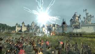 See the Battle Magic of Total War: Warhammer